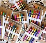 Party Themes   Art & Painting / Decorations, activities, favors and food inspiration for art and paint parties!