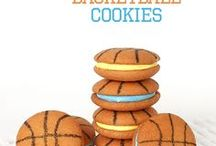 Party Themes   Basketball / Decorations, activities, favors and food inspiration for basketball parties!