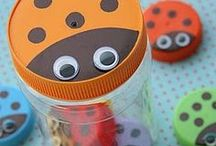Party Themes   Bugs & Insects / Decorations, activities, favors and food inspiration for bug and insect parties!