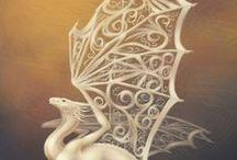Mythological creatures / by aline