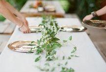 | tables | / by kortni elizabeth johnson