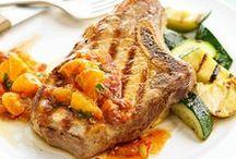 Healthy Dinners: Grillin' & Chillin' / by Jen Putnam