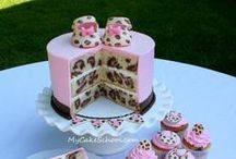 Cake/Triffle / by Eve