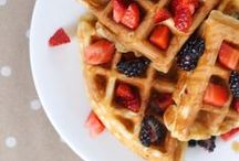 food: breakfast ideas / by Ann Marie Heasley | whitehouseblackshutters.com
