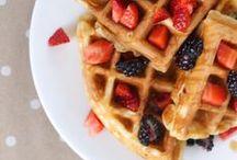 food: breakfast ideas / by Ann Marie Heasley | whitehouseblackshutters.com