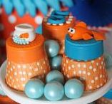 Party Themes   Goldfish / Decorations, activities, favors and food inspiration for goldfish parties!