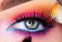 MAKEUP: Eyes / Eyeshadow, eye looks, eye makeup / by Ashley (Peek & Ponder Blog)