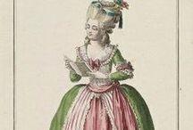 1780 Fashions