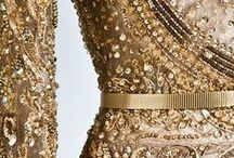 Gold Inspired Glamour Shoot