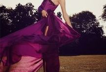 Pink & Purple Inspired Glamour Shoot