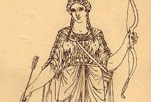 Ancient Greek Fashions