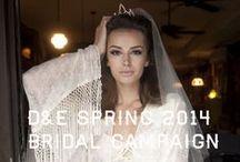 D&E SS14 Bridal Campaign / Daisy and Elizabeth Bridal Lingerie available at www.daisyandelizabeth.com