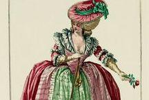 1784 Fashions