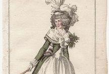 1791 Fashions
