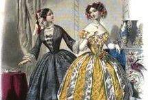 1852 Fashions