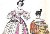 1834 Fashions