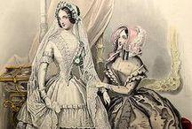 1845 Fashions