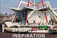 Tomorrowland SS15 Inspiration
