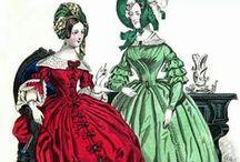 1837 Fashions