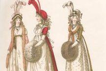 1795 Fashions