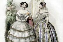 1840 Fashions