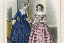 1850 Fashions