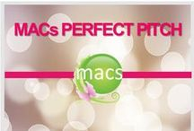 MACs Perfect Pitch Event  / MOTIVATORS AND CREATORS MACsWomen Perfect Pitch Event www.macswomen.com  / by MACsWomen's Group