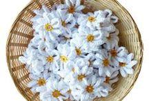 Crochet Flowers Too