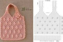 Crochet Handbag Charts / by Annoo Crochet