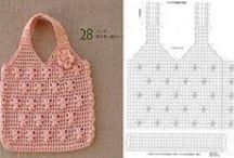 Crochet Handbag Charts