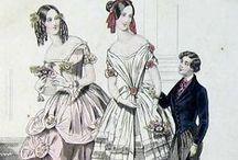1843 Fashions