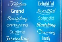 A felicitude of fonts