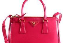Handbags & Clutches / handbags, purses, totes, clutches, etc. / by Ashley (Peek & Ponder Blog)