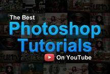 Photoshop & Lightroom / Adobe Photoshop & Lightroom tutorials, tips, tricks, how-to / by Ashley (Peek & Ponder Blog)