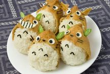 Japanese food / Mostly vegetarian or vegan (or easy to convert).