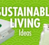 Sustainable Living Ideas / Homesteaders, off-the-gridders, and disaster and emergency preparers, rejoice! Alejandra Costello's created this Pinterest board especially for sustainable living ideas, plus organization tips, videos, and best products to help you be readier for whatever life may unexpectedly bring!