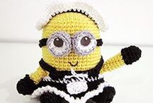 Crochet Minions / by Annoo Crochet