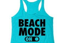 Beach Chic / We love these fashionable beach fashion statements and we are sure you will too!