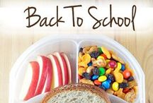Back to School / Just because its fall doesn't mean school has to be hard! Check out all our favorite school tips to make life easier during the weeks away from the beach!