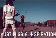 Austin SS16 Inspiration