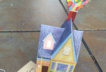 """Party Themes   UP by Disney & Pixar / Decorations, activities, favors and food inspiration for """"UP"""" parties!"""
