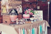 Party Themes   Horse & Pony / Decorations, activities, favors and food inspiration for horse and pony parties!