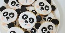 Party Themes   Panda / Decorations, activities, favors and food inspiration for panda parties!