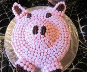 Party Themes   Pig / Decorations, activities, favors and food inspiration for piggy parties!