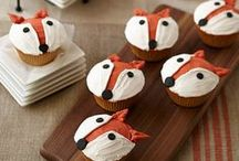Party Themes   Fox / Decorations, activities, favors and food inspiration for fox parties!