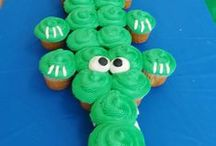 Party Themes   Alligators, Crocodiles and Reptiles / Decorations, activities, favors and food inspiration for alligator, crocodile and reptile parties!