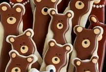 Party Themes   Bears / Decorations, activities, favors and food inspiration for bear parties!