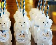 Party Themes   Winter Wonderland / Decorations, activities, favors and food inspiration for winter wonderland and winter ONE-derland parties!