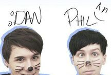 Dan & Phil / aRE THESE MY TEARS OR NIAGRA FALLS