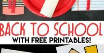 Party Themes   Back to School & Teacher Appreciation / Decorations, activities, favors, gift ideas, free printables and food inspiration for back to school and teacher appreciation!